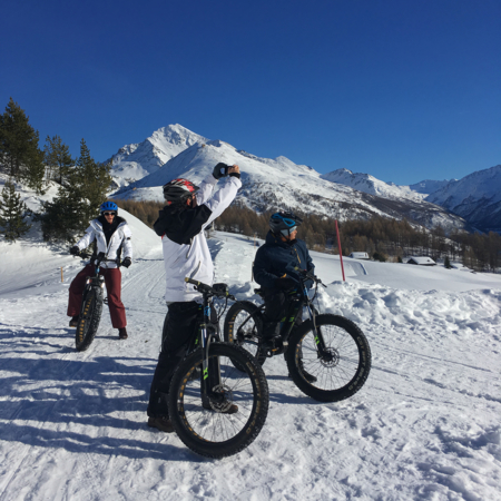 Fat Bike Experience